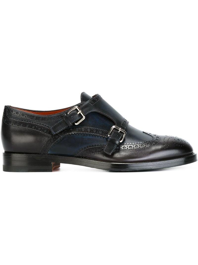 Купить туфли монки