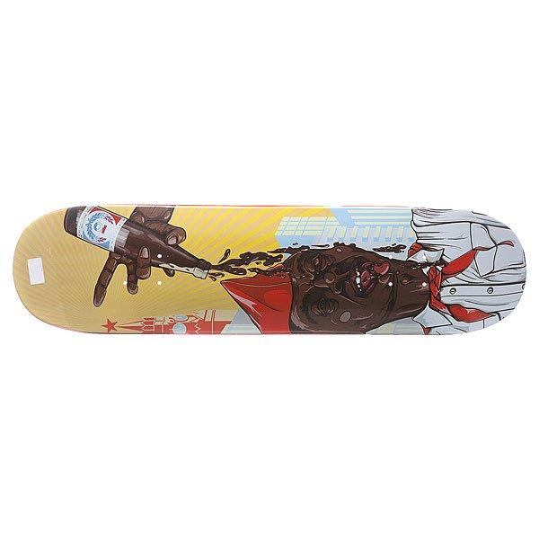 Как упаковать скейтборд в подарок