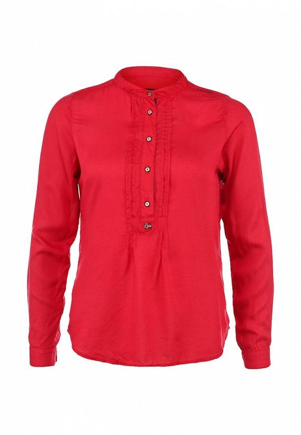 Красная блузка купить москва