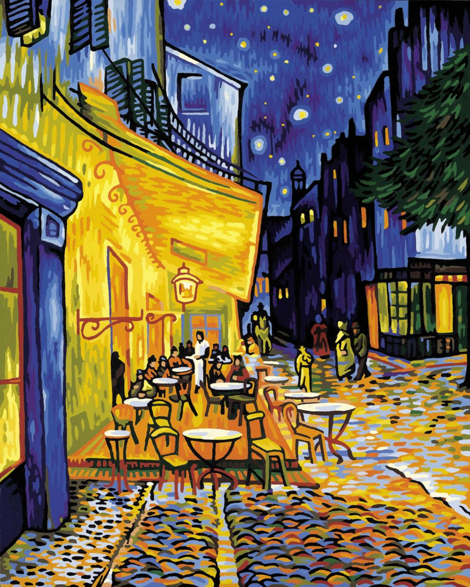 Ночное кофе картинки