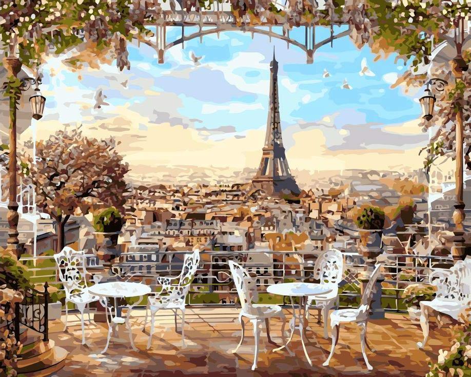 картинки во французском стиле хорошего дня