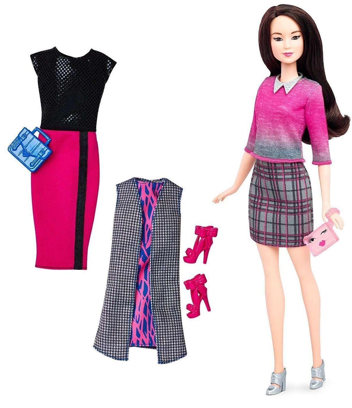 этот кукла барби одежда сити это новый