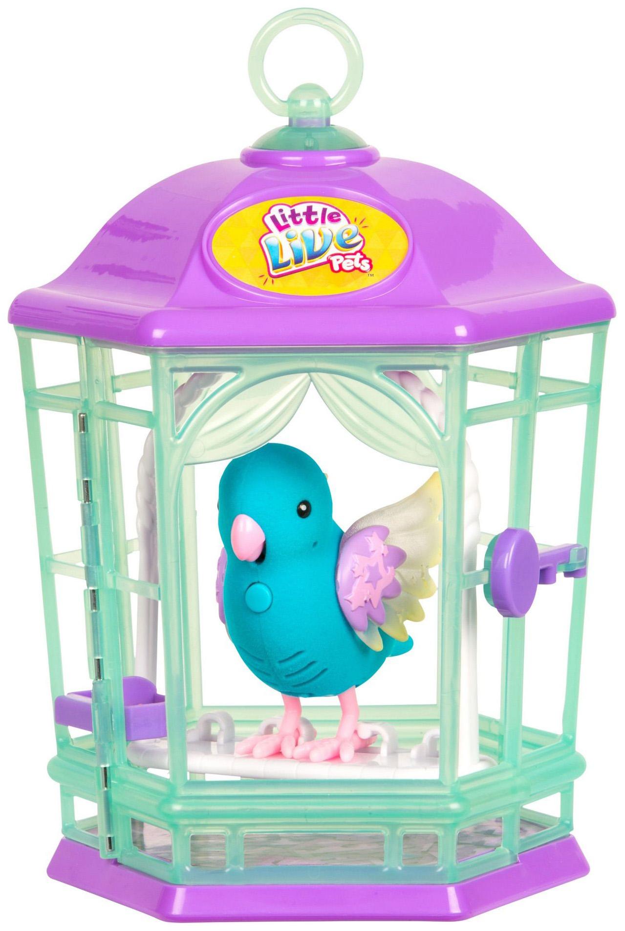 без картинки игрушечных птиц если говорить точнее