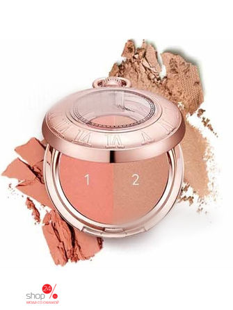 Фото Румяна momentique time blusher 4 pm 6,5 г Labiotte