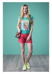 Шорты Appledress D300Red