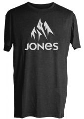 Футболка JONES Truckee Black Jones 7640170247855