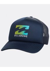 Кепка BILLABONG Podium Trucker Navy/Lime Billabong 3664564501648