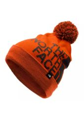 Шапка THE NORTH FACE Ski Tuke V Picante red/Papaya orange The North Face 192827501546