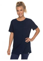 Футболка женская ROXY Challenge You B J Dress Blues Roxy 3613373347350