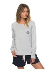 Джемпер женский ROXY Shd Neverletitg J Heritage Heather Roxy 3613373342768