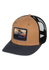 Кепка-бейсболка мужская QUIKSILVER Blocked Out Wood Thrush Quiksilver 3613373482587