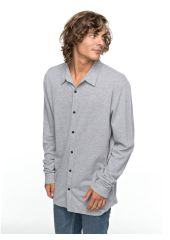 Рубашка мужская QUIKSILVER Longeffect M Light Grey Heather Quiksilver 3613373388636