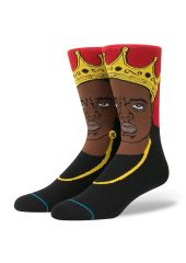 Носки STANCE ANTHEM LEGENDS NOTORIOUS BIG SS16 Red Stance 847142001706