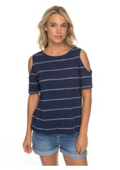 Блузка женская ROXY Uptownsun J Dress Blues Boat Stripes Roxy 3613373376596