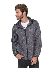 Куртка мужская QUIKSILVER Everyday Jacket M Tarmac Acid Print Quiksilver 3613373353405