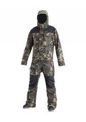 Комбинезон мужской AIRBLASTER Insulated Freedom Suit OG Dinoflage Airblaster 847678112501
