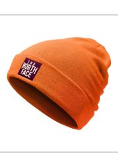 Шапка THE NORTH FACE Dock Worker Beanie Persian Orange/FIG The North Face 191931264910