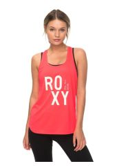 Майка женская ROXY Pari Walk Tank J Smocking Red Roxy 3613373348333