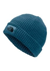Шапка THE NORTH FACE Salty Dog Beanie Blue wing teal/Blue stone The North Face 192363603230