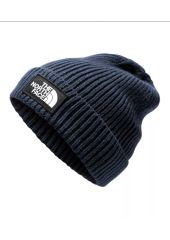 Шапка THE NORTH FACE Tnf Logo Box Cuff Beanie Urban Navy The North Face 191931247548