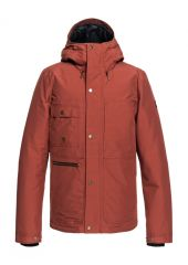 Куртка QUIKSILVER Canyon Jk M Barn Red Quiksilver 3613373694638