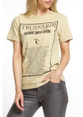 Футболка Trussardi Collection 04416_ADELFIA_BEIGE
