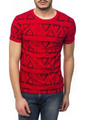 Футболка Trussardi Collection 21716_ALTAMURA_ROSSO_RED