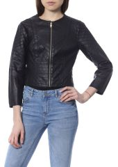 Jacket Silvian Heach PGP18442GB_BLACK
