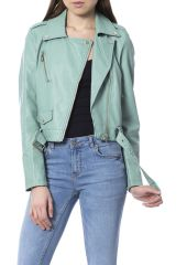 Jacket Silvian Heach PGP18446GB_ACQUAMARINE