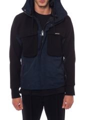 Jacket NICOLO TONETTO MURDOC_BLACK_BLUE
