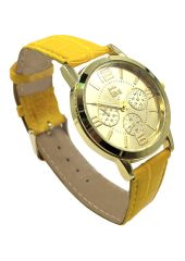 Часы Taya T-W-0056-WATCH-GL.YELLOW