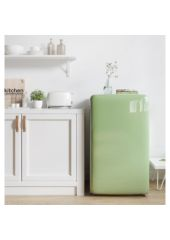Мини-холодильник Xiaomi Xiaoji Mini Retro Refrigerator Light Series Green XiaoJi