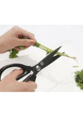 Кухонные ножницы Xiaomi HuoHou Hot Kitchen Scissors Black
