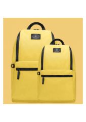 Влагозащищенный рюкзак Xiaomi 90 Points Pro-Qiality Travel Casual Backpack Small Yellow