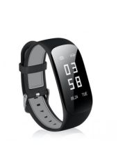 Фитнес-браслет Fitness Tracker Watch Z17 Sports Black SmartBand