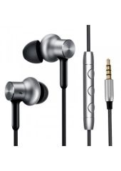Наушники Xiaomi Mi In-Ear Headphones Pro HD Silver