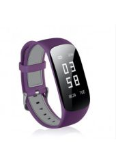 Фитнес-браслет Fitness Tracker Watch Z17 Sports Purple SmartBand