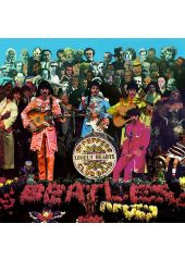 The Beatles. Sgt. Pepper's Lonely Hearts Club Band (LP) EMI