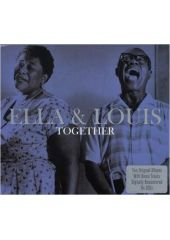 Louis Armstrong, Ella Fitzgerald. Together (2 LP) EMI