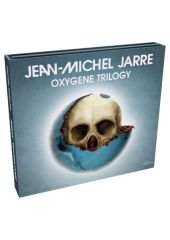 Jean-Michel Jarre. Oxygene Trilogy (3 LP + 3 CD) Warner Music