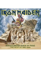 Iron Maiden – Somewhere Back In Time. The Best Of: 1980–1989 (2 LP) EMI
