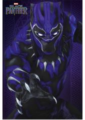 Плакат Black Panther: Glow (№126) Pyramid International