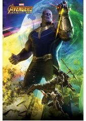 Плакат Avengers Infinity War: Thanos (№156) Pyramid International