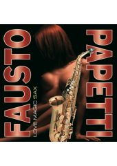 Fausto Papetti – Love Magic Sax (LP) Bomba Music