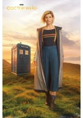 Плакат Doctor Who: 13th Doctor (№184) GB eye