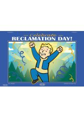 Плакат Fallout 76: Reclamation Day (№187) GB eye