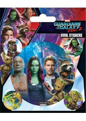 Набор стикеров Guardians Of The Galaxy Vol. 2: Team Pyramid International