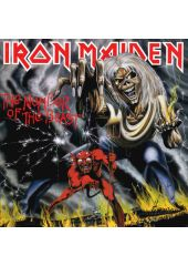 Iron Maiden – The Number Of The Beast (CD) EMI
