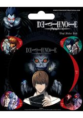 Набор стикеров Death Note Pyramid International