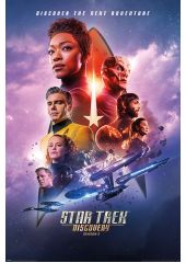 Плакат Star Trek: Discovery Next Adventure (№253) Pyramid International